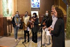La chorale de jeunes