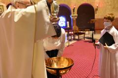 Baptême de Marine